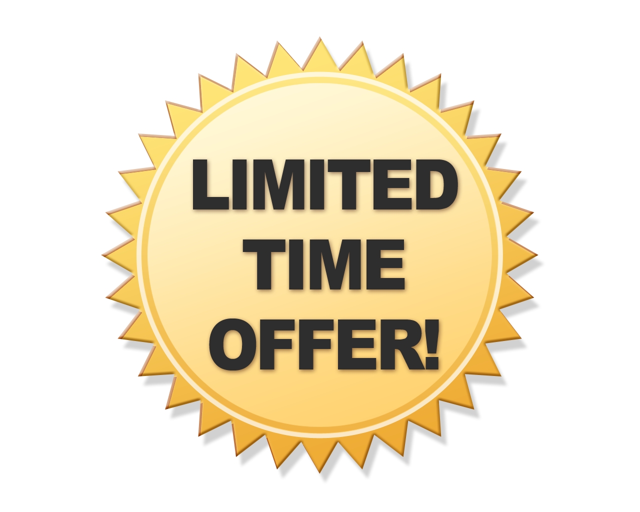 Limited_Time_Offer Gold Stamp
