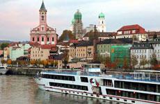 Viking River Boat Europe
